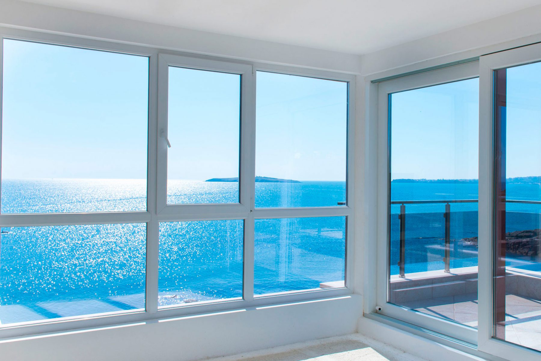ventanas pvc y aluminio mallorca